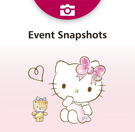 Previous Hello Kitty Workshop & Event Snapshots